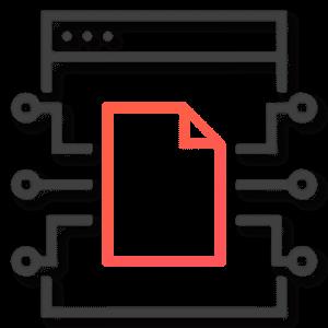 Master Data Management Icon