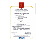 ISO 9001 : 2015 (Registrar and Transfer Agent related Services)