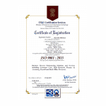 ISO 9001:2015 (BPO Solutions and Back Office Processes)