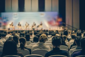B2B events, technology conferences