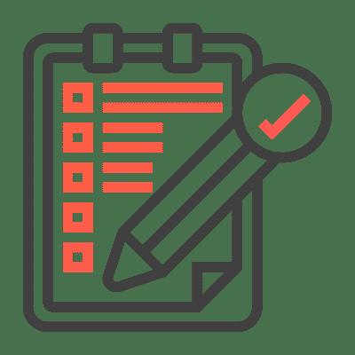 Database Quality Management Icon