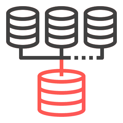 Database integration due to acquisition or merger