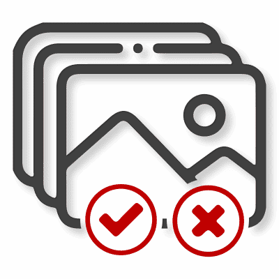 Content Moderation Services Icon