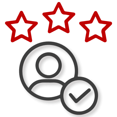 Customer Experience Management Icon