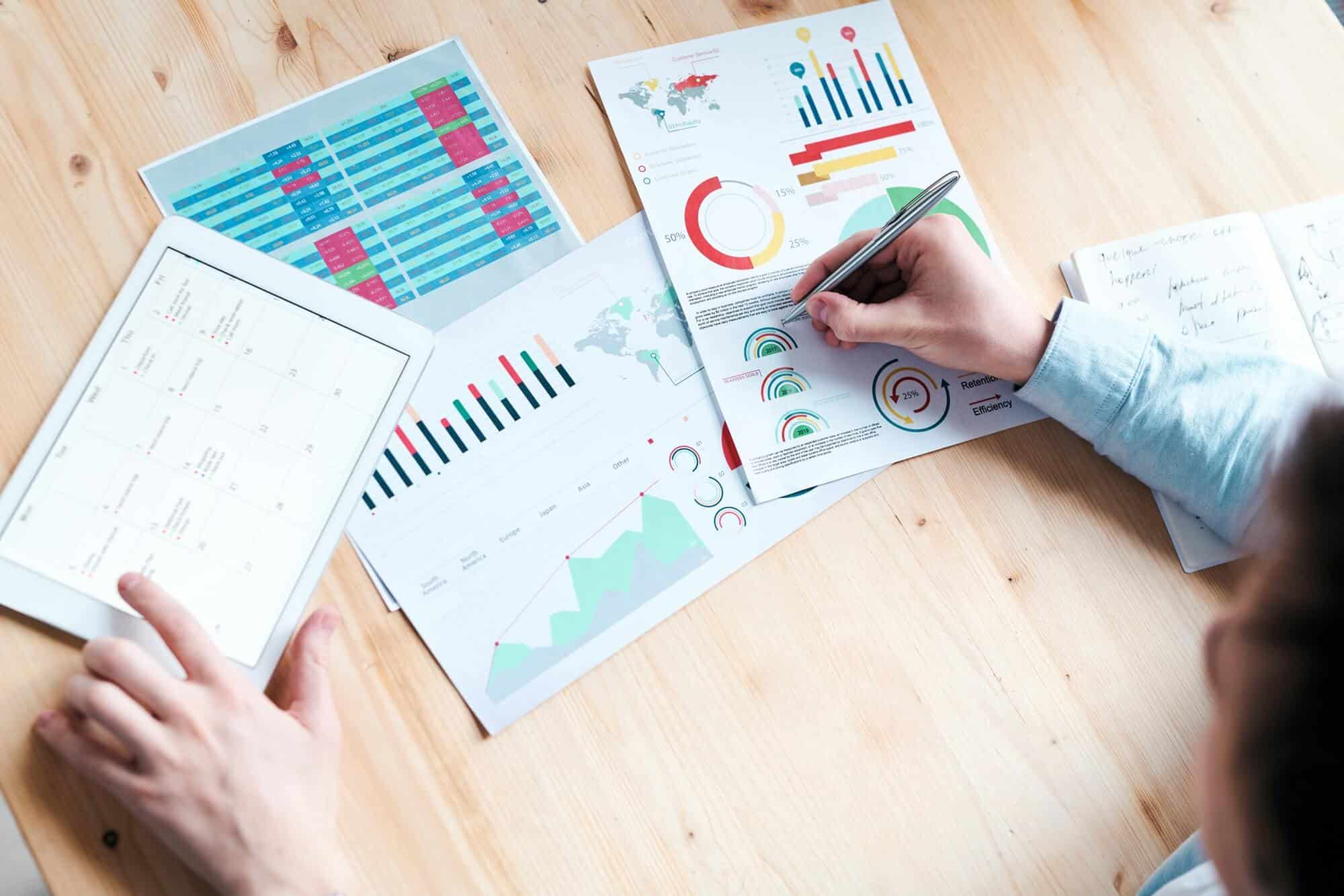 Complete data visibility and insights