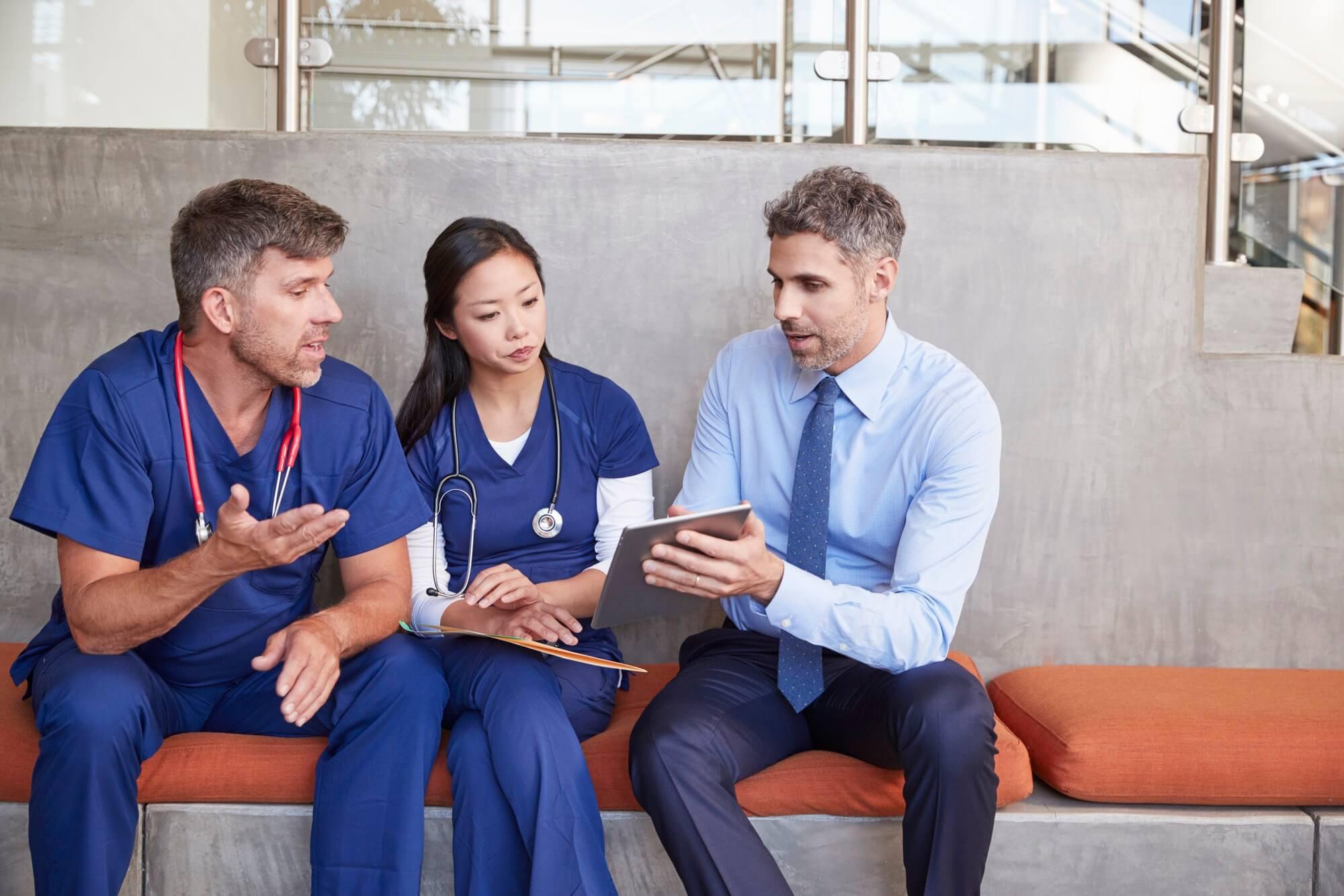 B2B Healthcare Sales & Marketing