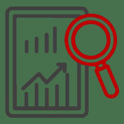 Market Intelligence & Trends Icon