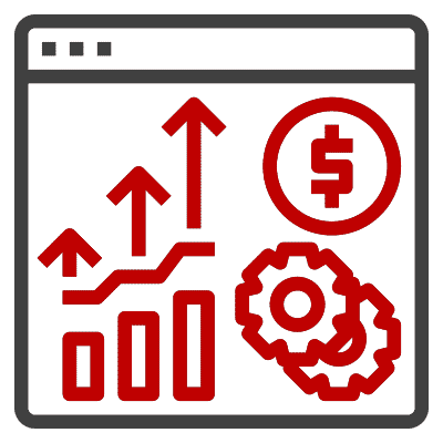 Financial Planning & Analysis Icon