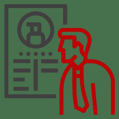 Portfolio Management Support Icon