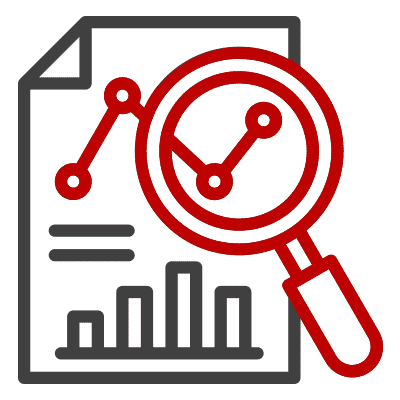 Pre-Deal Research Support Icon