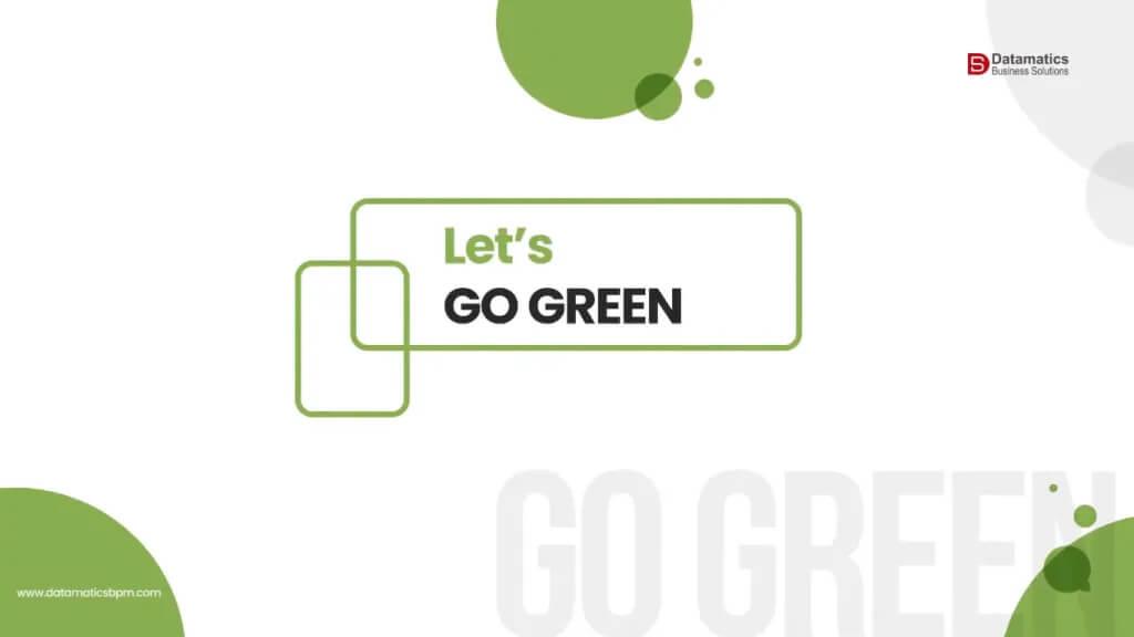 Go Green Program