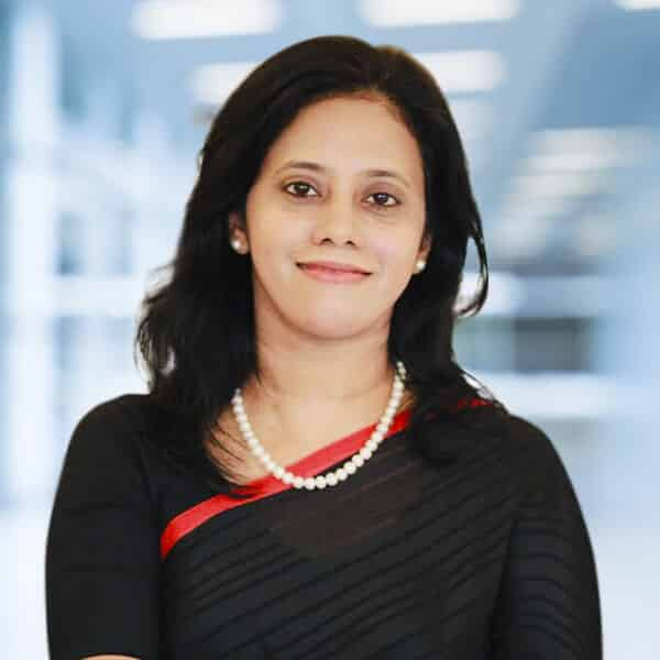 Loly Vadassery - Chief Human Resources Officer